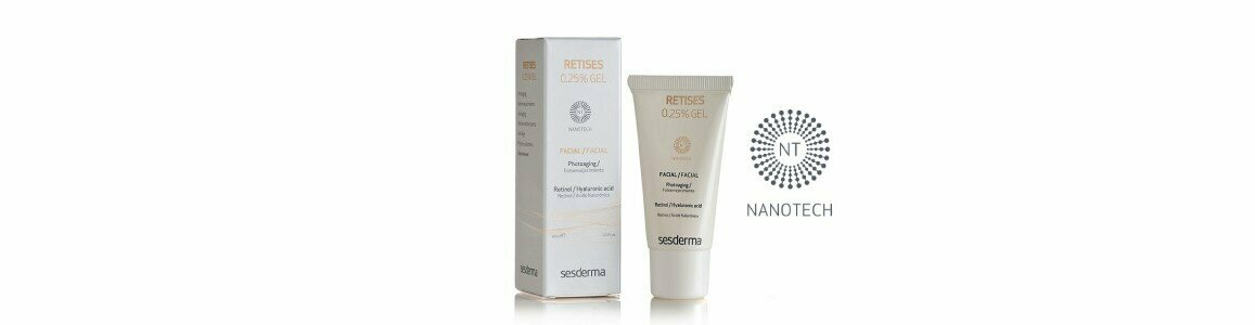 sesderma retises gel 0 25 30ml