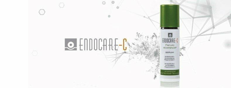 endocare endocare c ferulic edafence serum