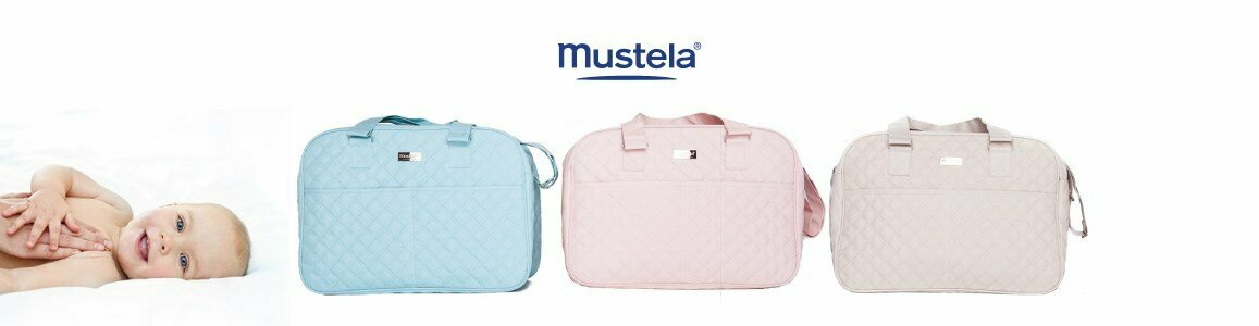 mustela mommy maternity bag