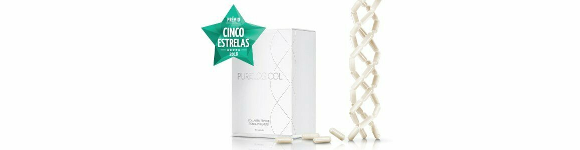 purelogicol collagen peptide skin supplement