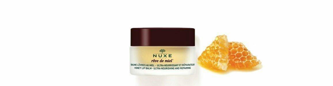 nuxe reve miel ultra nourishing repairing lip balm