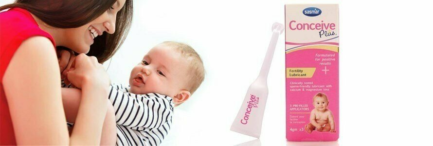 conceive plus gel lubrificante que favorece fertilidade aplicadores