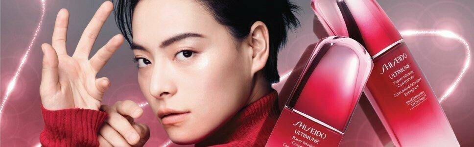 shiseido produtos