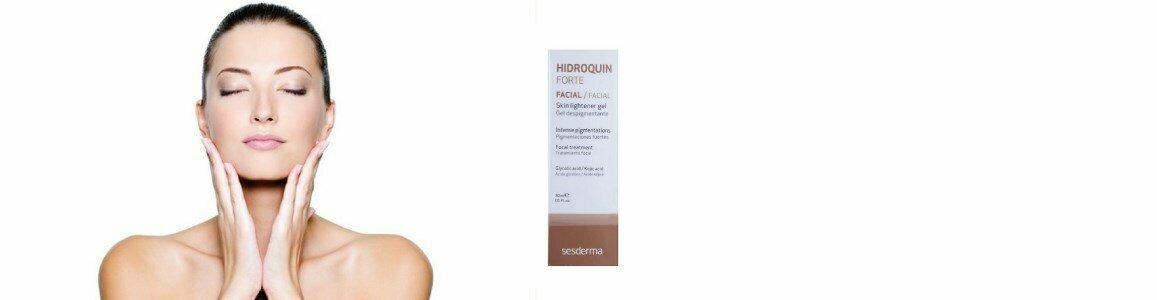 sesderma hidroquin forte gel despigmentante 30ml