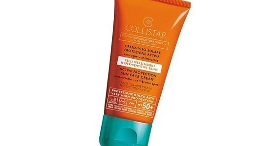 active protection creme solar facial rugas manchas
