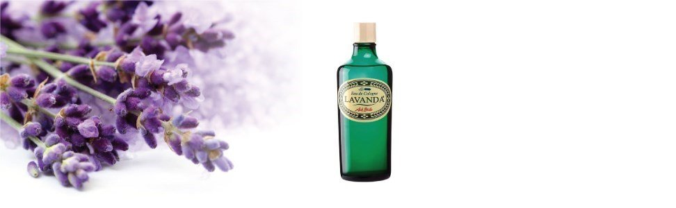 agua colonia lavanda 215ml en
