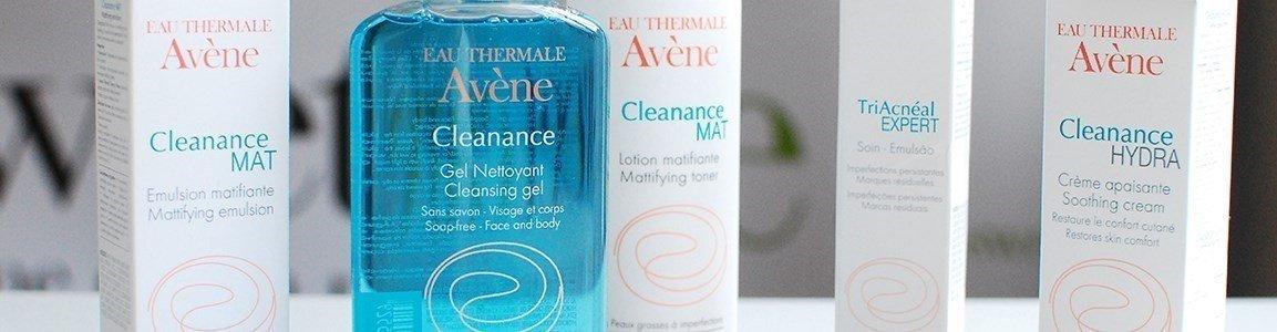 avene acne cleanance