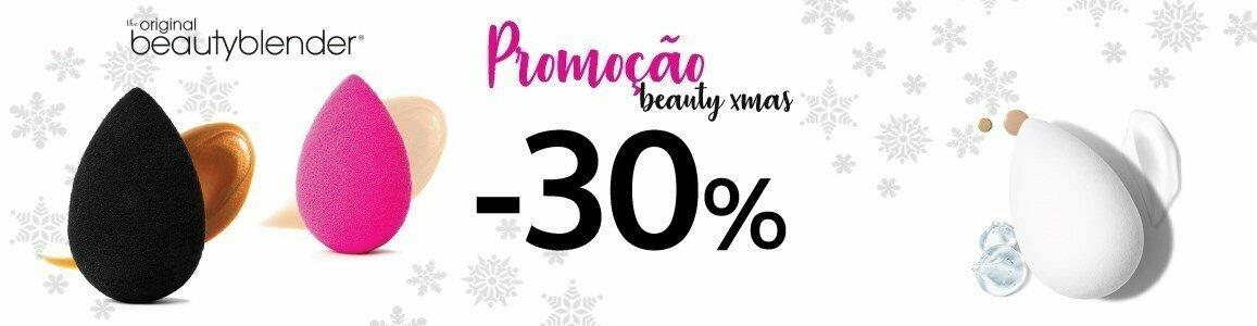 beauty blender xmas promocao