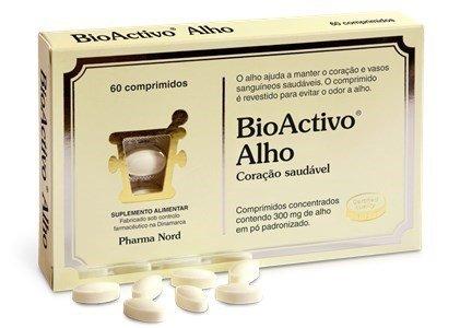 bioactivo alho