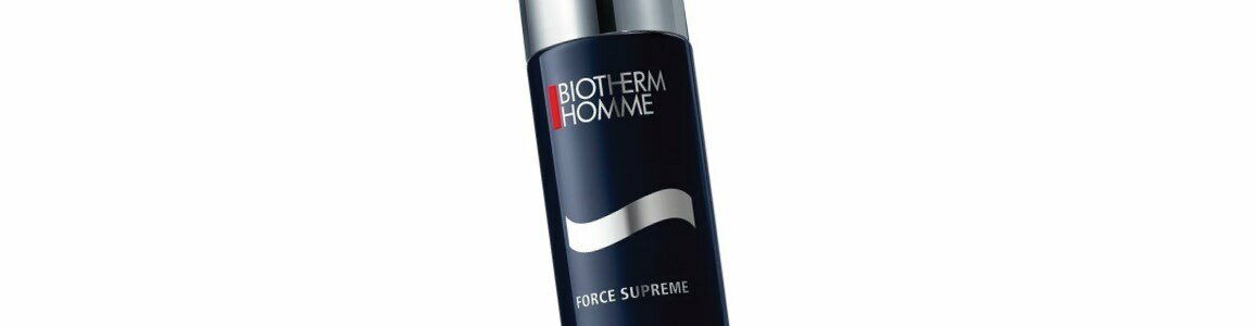 biotherm homme force supreme locao anti idade en