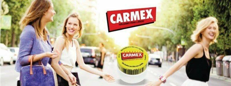 carmex marca labial en