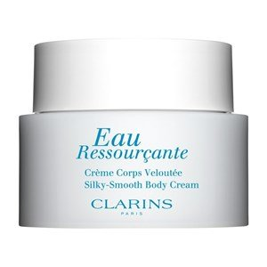 clarins creme corps veloutee eau ressourcante