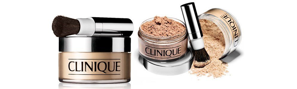 clinique blended loose powder