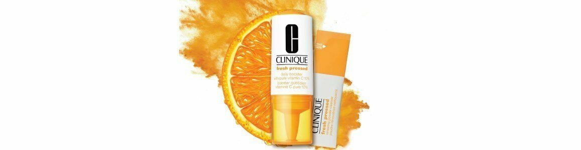 clinique fresh pressed booster vitamina c 10 7dias