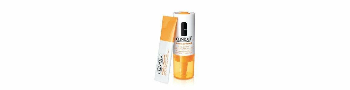 clinique fresh pressed sistema 7 dias vitamina c