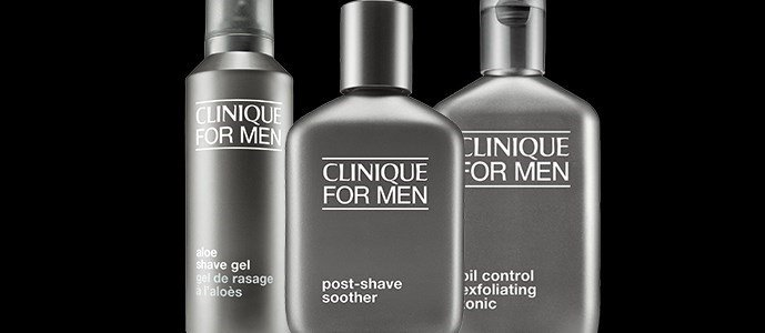 clinique men post shave soother