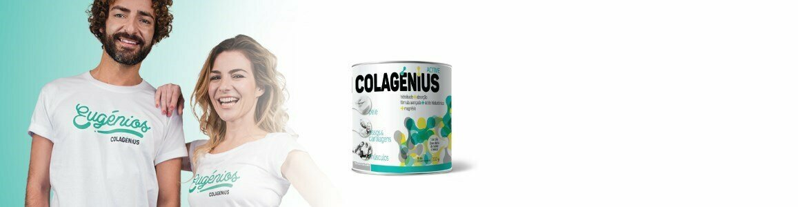 colagenius suplemento active