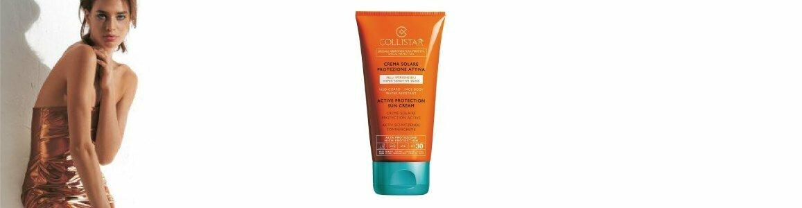 collistar active protection creme protecao spf30 pele hiper sensivel 150ml