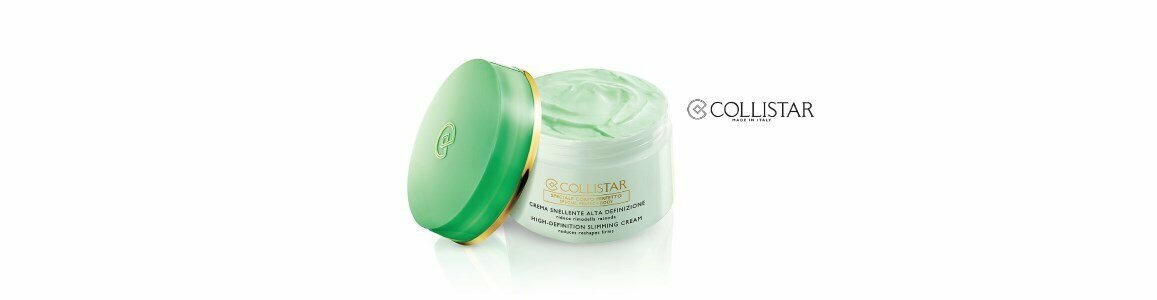 collistar high definition slimming cream creme adelgacante