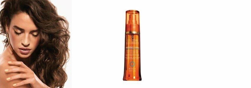 collistar oleo spray protetor cabelos pintados expostos ao sol 100ml