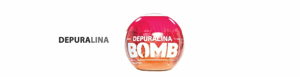 depuralina bomb effect excesso peso