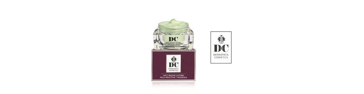 dermoteca dc anti rugas lifting pele reactiva rosacea ou couperose 50ml en