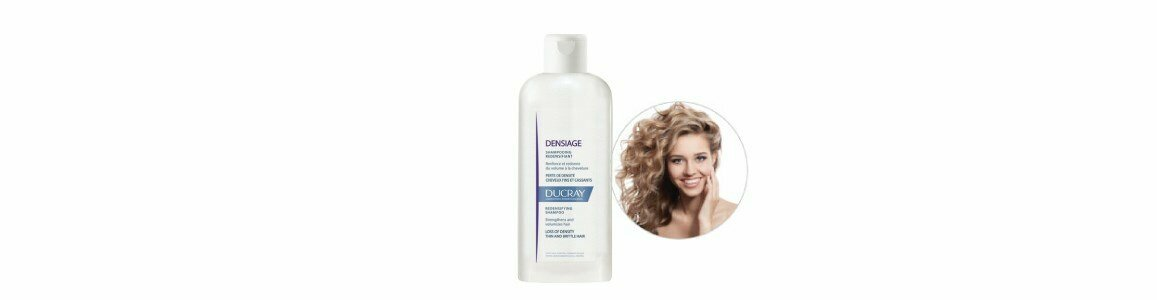 ducray densiage redensifying shampoo thin hair lack volume