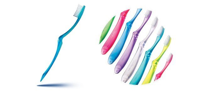 elgydium creation neon escova dentes media