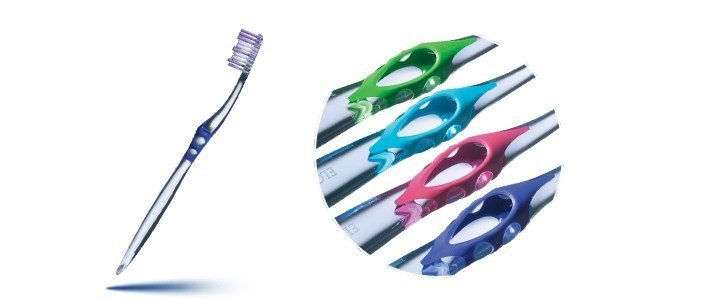 elgydium interactive escova dentes media