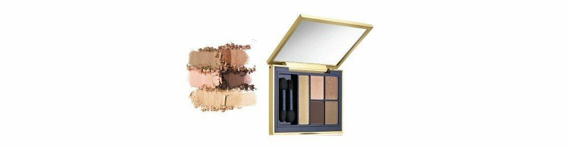estee lauder pure color envy 5 colors eyeshadow palette