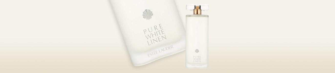 estee lauder pure white linen eau parfum spray
