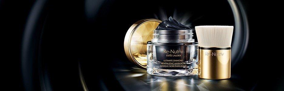 estee lauder re nutriv ultimate diamond mascara negra revitalizante