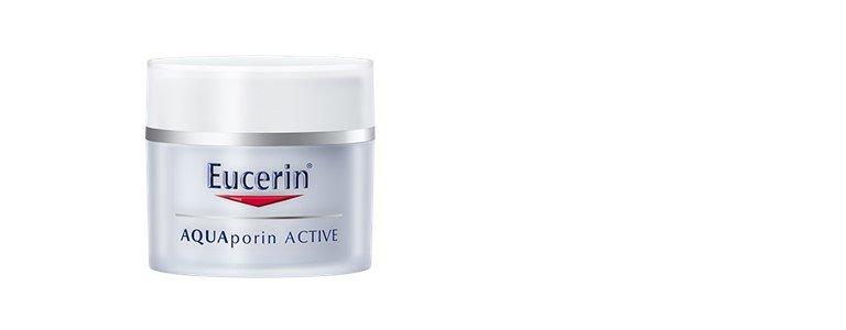 eucerin aquaporin active creme hidratante peles secas