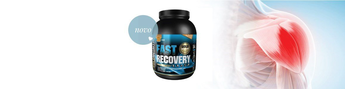 fast recovery recuperacao muscular pos treino