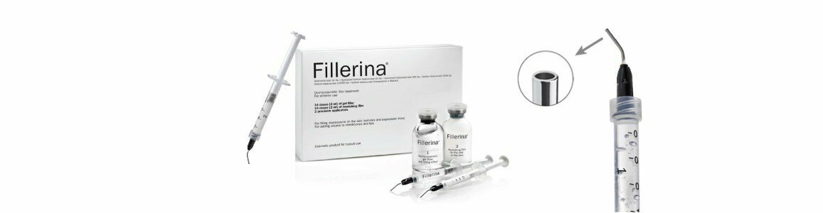 fillerina hyaluronic acid filling treatment