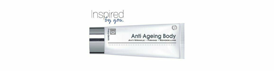 frezyderm anti ageing body creme corpo refirmante remodelante