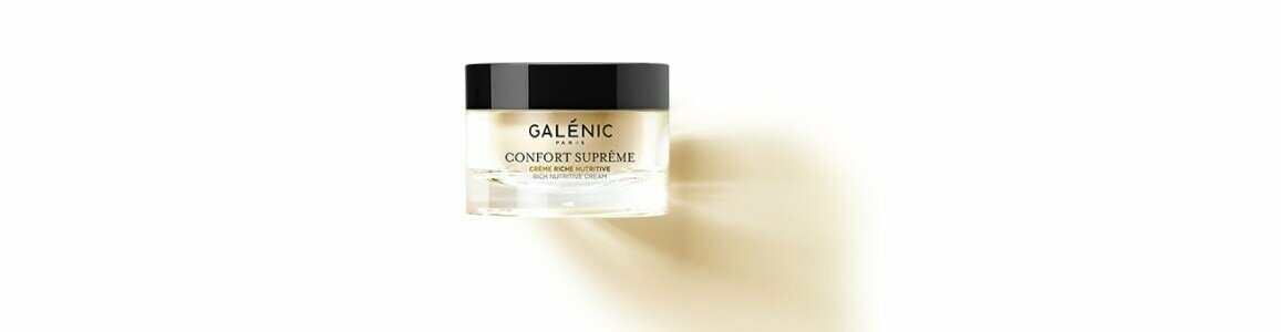galenic confort supreme rich nourishing cream dry skin very