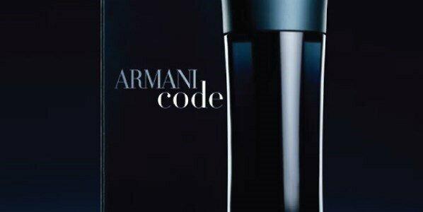 giorgio armani armani code eau toilette men