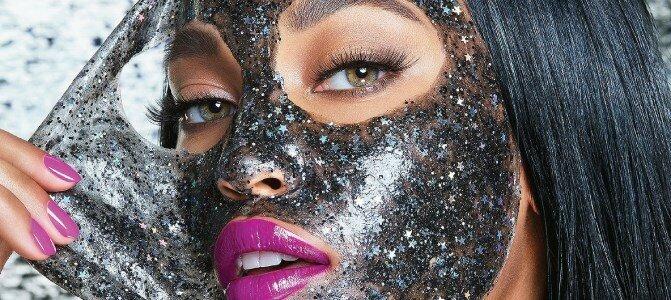 glamglow glittermask gravitymud firming treatment