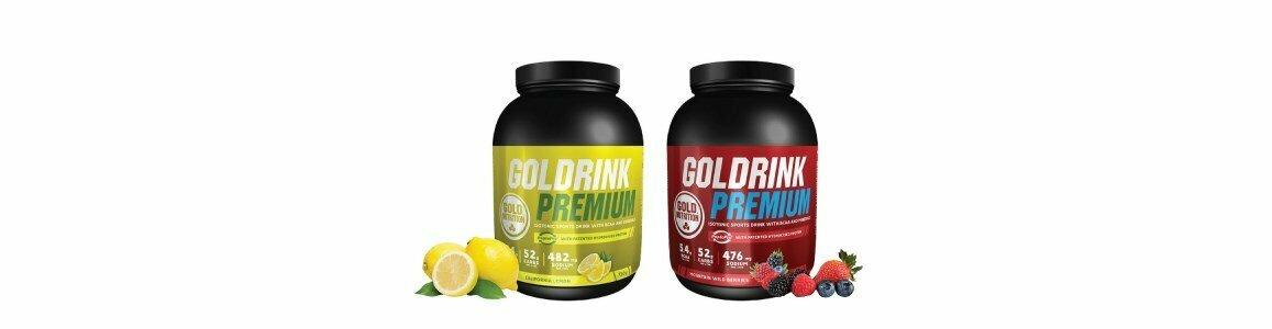 gold nutrition gold drink premium