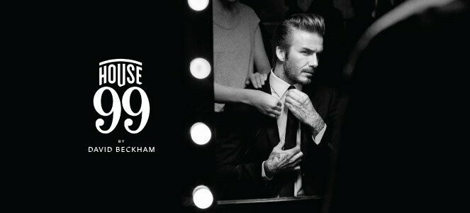 house 99 david beckham produtos