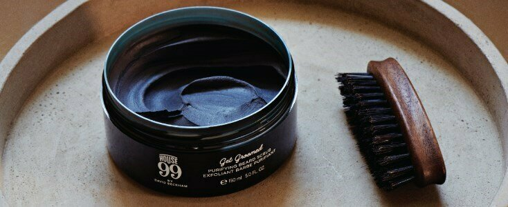 house 99 get groomed esfoliante purificante barba