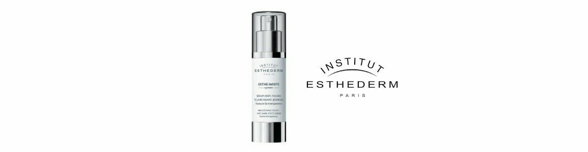 institut esthederm esthe white serum anti taches eclaircissant