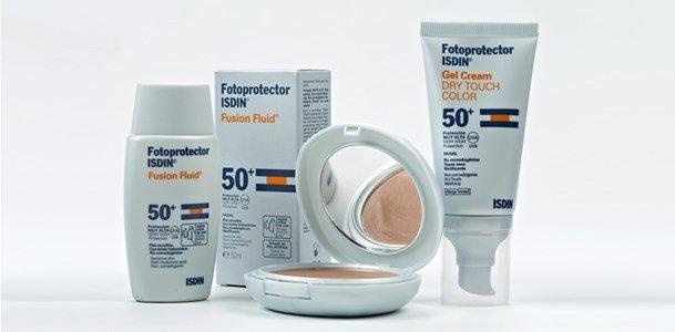 isdin fotoprotector facial