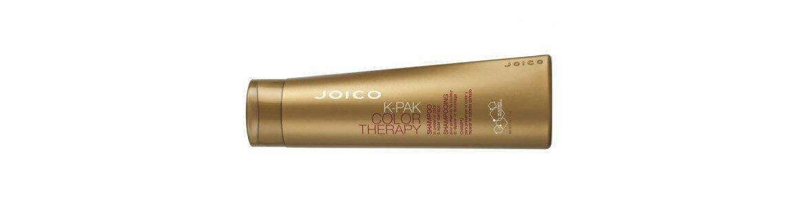 joico k pak color therapy shampoo cabelo pintado 300ml