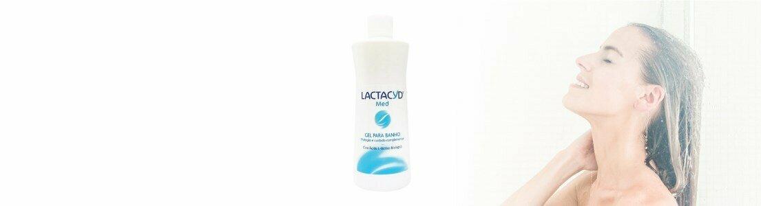 lactacyd med gel duche substituto do sabao