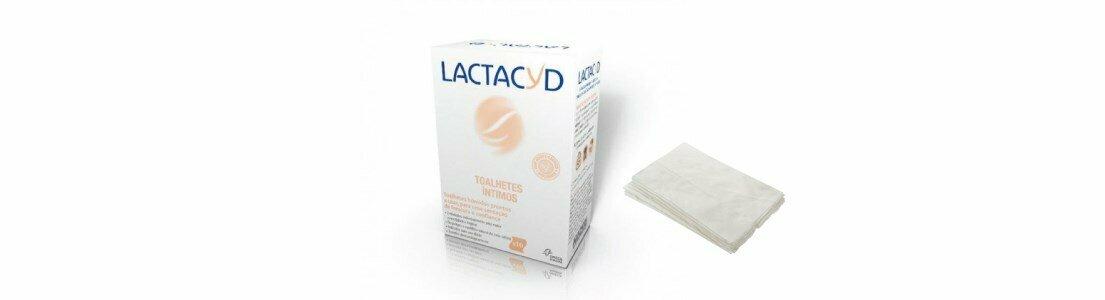 lactacyd toalhitas intimas higiene diaria