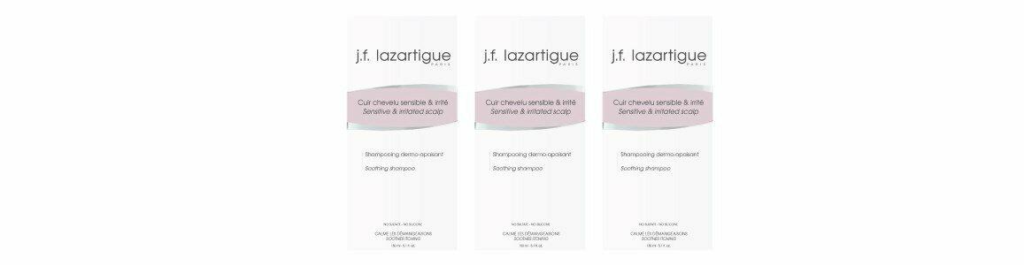 lazartigue soothing shampoo en