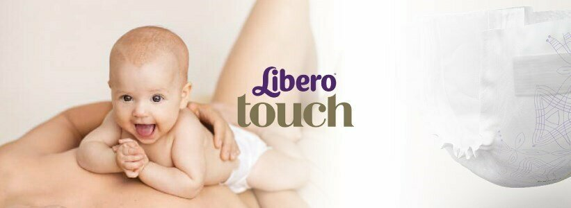 libero touch super soft diapers sensitive skin