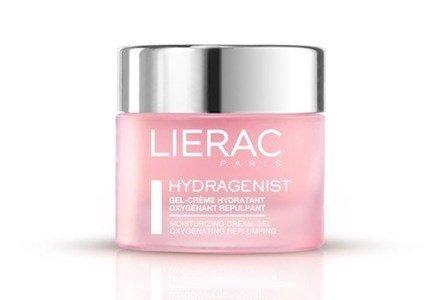 lierac hydragenist gel creme hidratante oxigenante preenchedor peles mistas